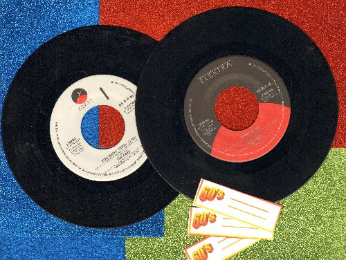 Cars - 2 for 1 Special: Drive/You Might Think (2 vintage first issue 45rpm records for the price of 1!) - EX8/ - 45 rpm Records