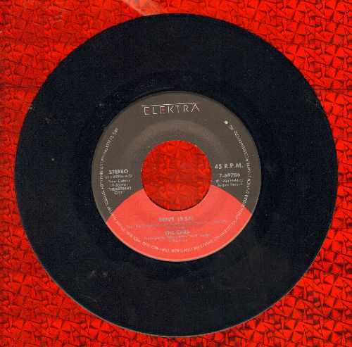 Cars - Drive/Stranger Eyes  - EX8/ - 45 rpm Records