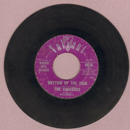 Cascades - Rhythm Of The Rain/Let Me Be - VG7/ - 45 rpm Records