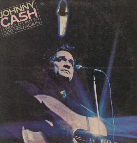 Cash, Johnny - I Would Like To See You Again: Hurt So Bad, After Taxes, Abner Brown (vinyl STEREO LP record) - EX8/VG6 - LP Records