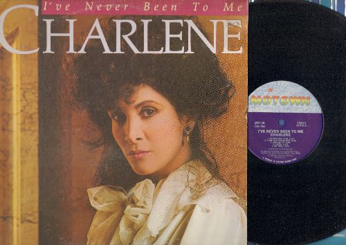 Charlene - I've Never Been To Me: Hey Mama, I Won't Remember Ever Loving You, If I Could See Myself (vinyl STEREO LP record) - EX8/VG7 - 45 rpm Records