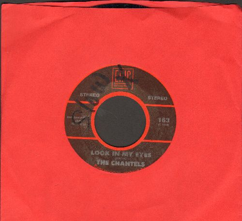 Chantels - Look In My Eyes/Well, I Told You (double-hit re-issue) (wol) - NM9/ - 45 rpm Records