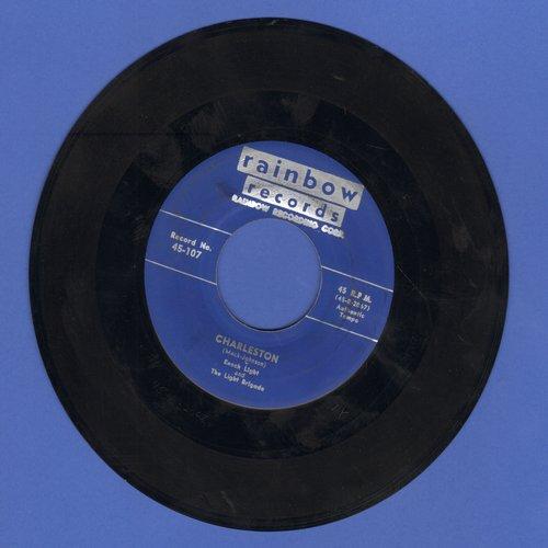 Light, Enoch & The Light Brigade - Charleston/Black Bottom - EX8/ - 45 rpm Records