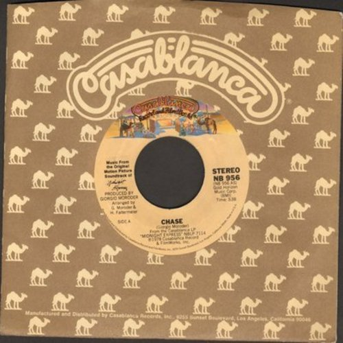 Moroder, Giorgio - Chase (Academy Award Winning Theme from film -Midnight Express-)/Love's Theme (with Casablanca company sleeve) - NM9/ - 45 rpm Records