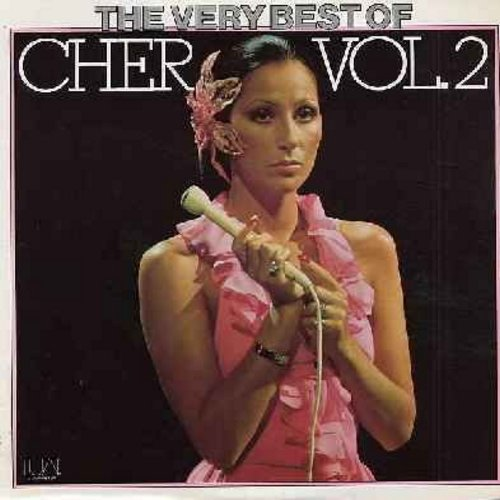 Cher - The Very Best Of Cher Vol. 2: Elusive Butterfly, The Twelfth Of Never, It's Not Unusual, The Girl From Ipanema, The Impossible Dream, Our Day Will Come (vinyl STEREO LP record) - M10/M10 - LP Records