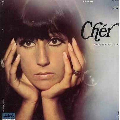 Cher - Cher: Sunny, Alfie, Homeward Bound, Catch The Wind, You Don't Have To Say You Love Me (vinyl STEREO LP record) - NM9/NM9 - LP Records