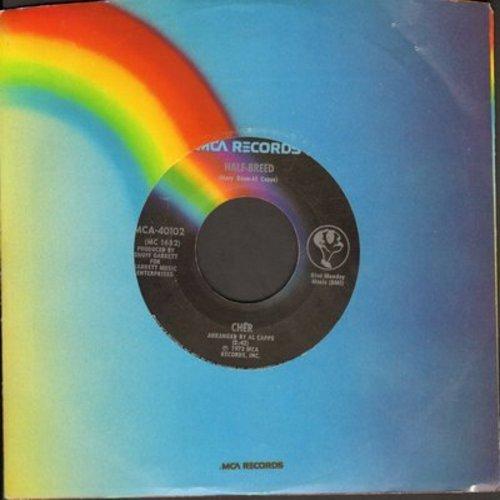 Cher - Half-Breed/Melody - EX8/ - 45 rpm Records