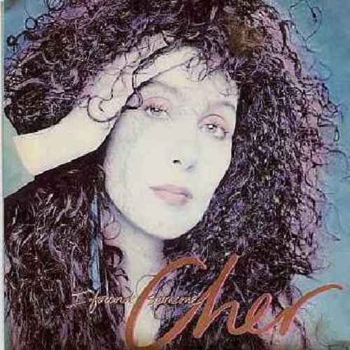 Cher - I Found Someone/Dangerous Times (with picture sleeve) - NM9/EX8 - 45 rpm Records