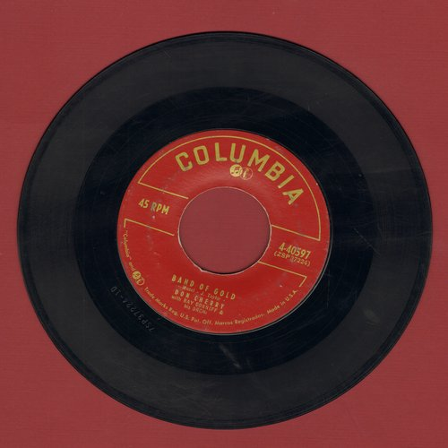 Cherry, Don - Band Of Gold/Rumble Boogie - VG6/ - 45 rpm Records