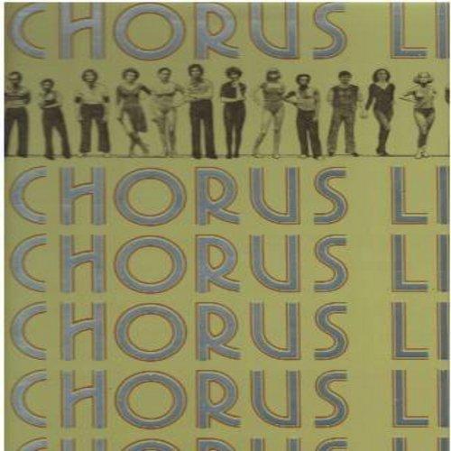 A Chorus Line - A Chorus Line - Original Broadway Cast Recording (vinyl STEREO LP record, gate-fold cover first pressing) - EX8/EX8 - LP Records