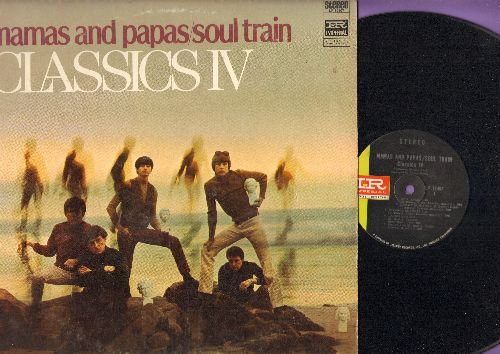 Classic IV - Mamas & Papas/Soul Train: It Ain't Necessarily So, The Girl From Ipanema, Ladies Man, Bed Of Roses (vinyl STEREO LP record) - EX8/VG7 - LP Records