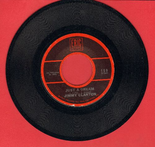 Clanton, Jimmy - Just A Dream/Venus In Blue Jeans (double-hit re-issue) - NM9/ - 45 rpm Records