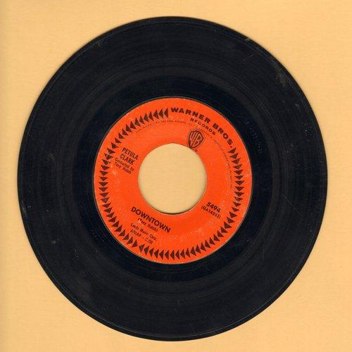 Clark, Petula - Downtown/You'd Better Love Me (sol) - EX8/ - 45 rpm Records