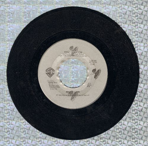 Clapton, Eric - Man In Love/I've Got A Rock N' Roll Heart (with juke box label) - EX8/ - 45 rpm Records