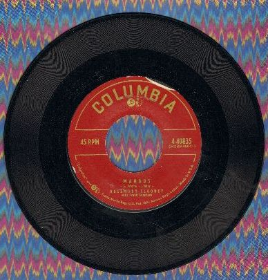 Clooney, Rosemary - Mangos/Independent (On My Own)  - EX8/ - 45 rpm Records