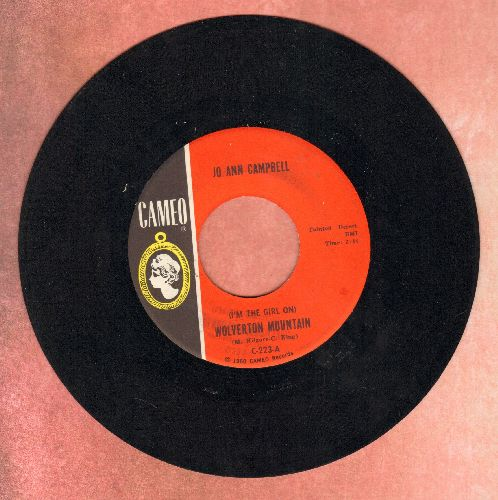 Campbell, Jo Ann - I'm The Girl From Wolverton Mountain/Sloppy Joe (NICE condition!) - NM9/ - 45 rpm Records