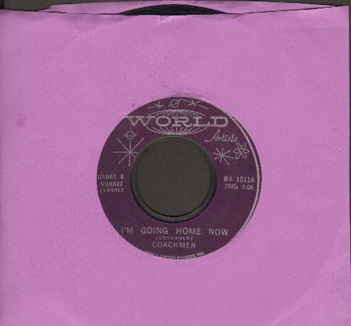 Coachmen - I'm Going Home Now/Flowers - EX8/ - 45 rpm Records
