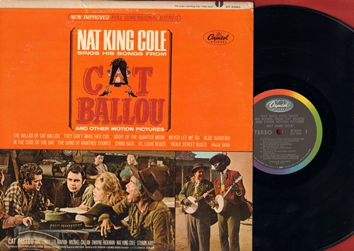 Cole, Nat King & Subby Kaye - Cat Ballou - Original Motion Picture Soound Track featuring title song by Nat