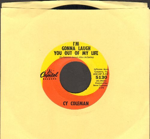 Coleman, Cy - I'm Gonna Laugh You Out Of My Life/Girls Of Athens - NM9/ - 45 rpm Records