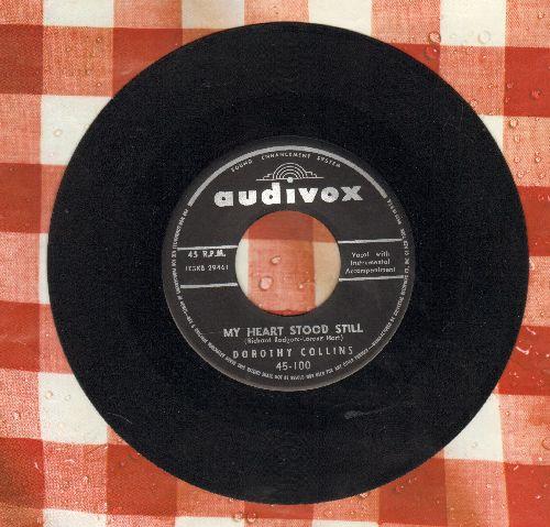 Colder, Ben - Ring Of Smoke/Detroit City No. 2 (DJ advance pressing, bb) - EX8/ - 45 rpm Records
