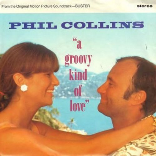 Collins, Phil - A Groovy Kind Of Love/Big Noise (with picture sleeve) - M10/VG7 - 45 rpm Records