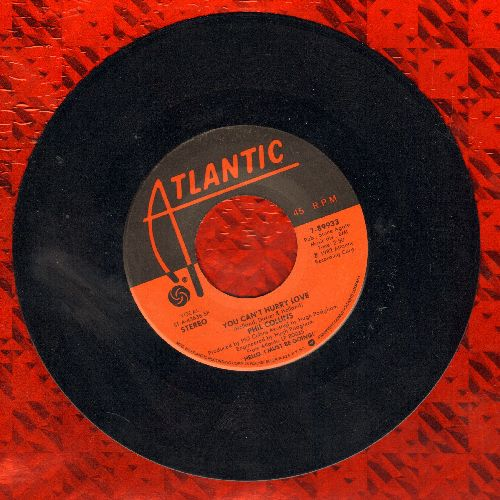 Collins, Phil - You Can't Hurry Love/Do You Know, Do You Care?  - VG7/ - 45 rpm Records