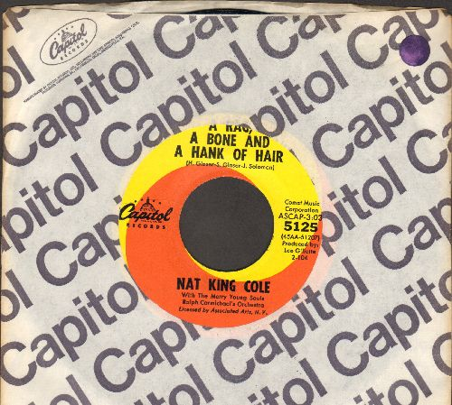 Collins, Albert - Sno-Cone (Parts 1 + 2)(minor wol) - VG6/ - 45 rpm Records