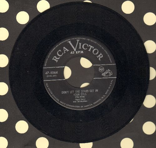Como, Perry - Don't Let The Stars Get In Your Eyes/Lies - EX8/ - 45 rpm Records