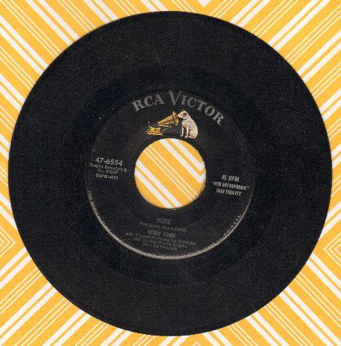 Como, Perry - More/Glendora - NM9/ - 45 rpm Records