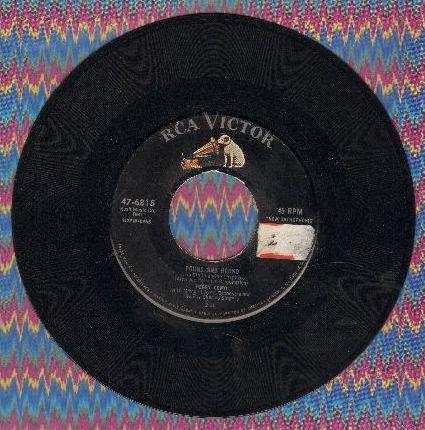 Como, Perry - Round And Round/Mi Casa, Su Casa (sol) - VG7/ - 45 rpm Records