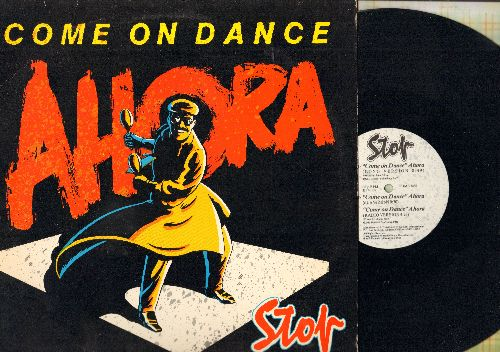 Stop - Come And Dance Ahora (12 inch Maxi Single featuring 3 different Extended Dance Club Mixes, with picture cover) - NM9/EX8 - Maxi Singles