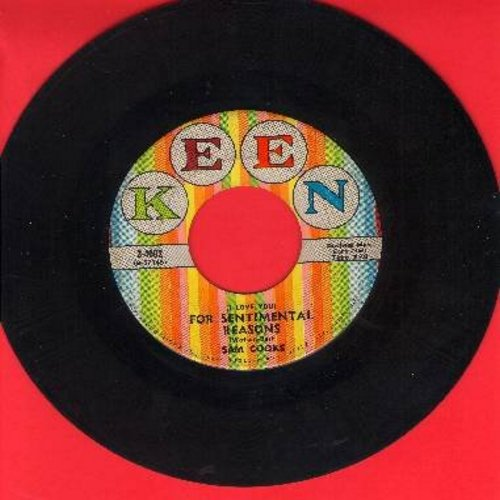Cooke, Sam - For Sentimental Reasons/Desire Me  - VG7/ - 45 rpm Records