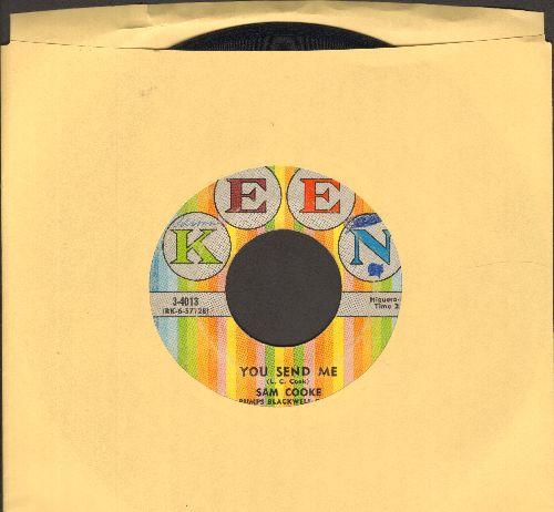 Cooke, Sam - You Send Me/Summertime (multi-color label) - VG7/ - 45 rpm Records