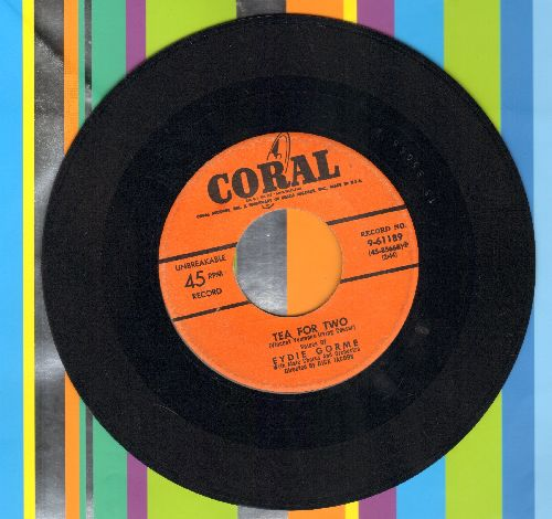 Gorme, Eydie - Tea For Two/Climb Up The Wall (sol) - EX8/ - 45 rpm Records