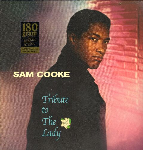 Cooke, Sam - Tribute To The Lady: God Bless The Child, Comes Love, T'Aint Nobody's Business If I Do, Let's Call The Whole Thing Off,  Solitude (VIRGIN VINYL LP record, 2016 EU Pressing, SEALED, never opened!) - SEALED/SEALED - LP Records