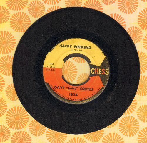 Cortez, Dave Baby - Happy Organ/Fiddle Sticks - VG7/ - 45 rpm Records