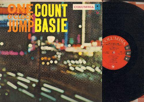 Basie, Count  - One O'Clock Jump: I Ain't Nobody, I'm Confessin', Mutton-Leg, Beaver Junction (vinyl MONO LP record) - EX8/EX8 - LP Records