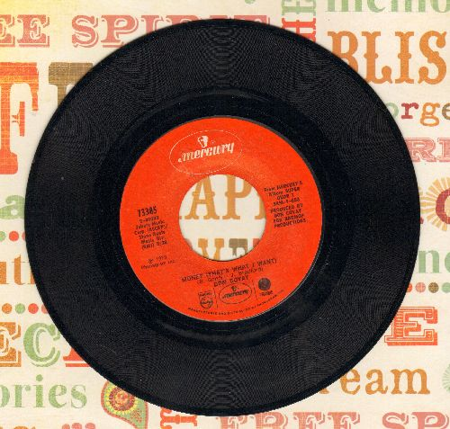 Covay, Don - Money (That's What I Want)/I Was Checkin' Out She Was Checkin' In - EX8/ - 45 rpm Records