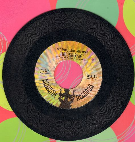 Convention - Here There, Little Miss Mary/Story Of My Life (bb) - NM9/ - 45 rpm Records