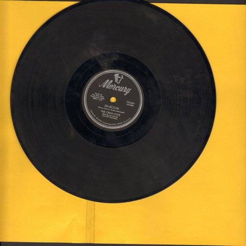 Crew-Cuts - Sh-Boom/I Spoke Too Soon (RARE 10 inch 78rpm record) - VG7/ - 45 rpm Records