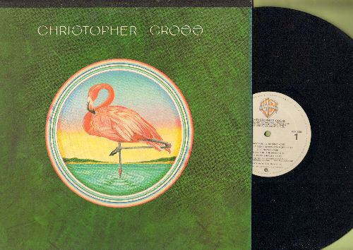 Cross, Christopher - Christopher Cross: Sailing, Poor Shirley, Ride Like The Wind, The Light Is On, Never Be The Same (vinyl STEREO LP record) - NM9/EX8 - LP Records