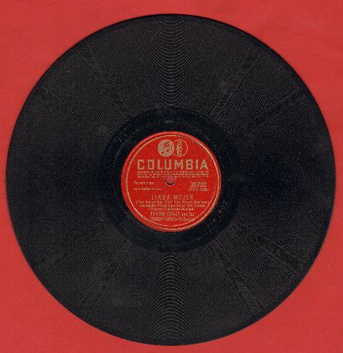 Cugat, Xavier & His Orchestra - Linda Mujer/Tico-Tico (10 inch 78 rpm record) - EX8/ - 78 rpm