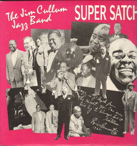 Callum, Jim Band - Super Satch: Potato Head Blues, He's A Son Of The South, Weathe Bird Rag, Chicago Breakdown (vinyl LP record) - NM9/NM9 - LP Records