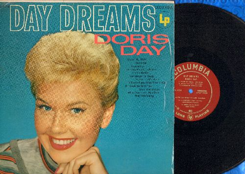 Day, Doris - Day Dreams: Bewitched, You Go To My Head, Darn That Dream, You're My Thrill (vinyl MONO LP record, RARE early pressing) - NM9/EX8 - LP Records