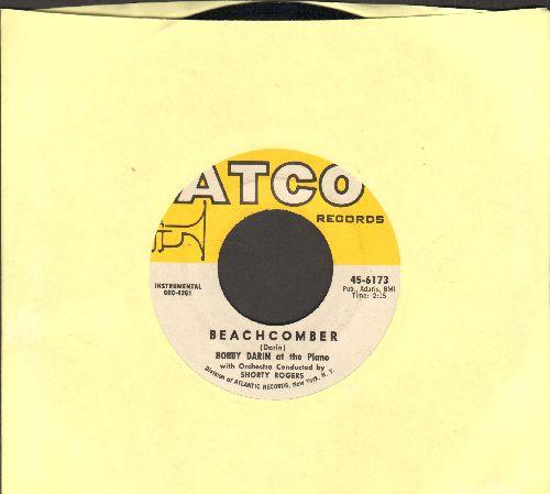 Darin, Bobby - Beachcomber/Autumn Blues - EX8/ - 45 rpm Records