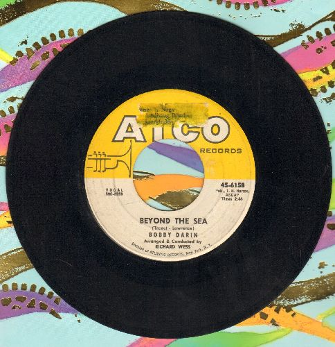 Darin, Bobby - Beyond The Sea (La Mer)/That's The Way Love Is  - VG7/ - 45 rpm Records