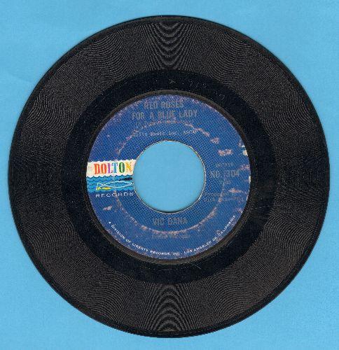 Dana, Vic - I Love You Drops/Sunny Skies - VG6/ - 45 rpm Records