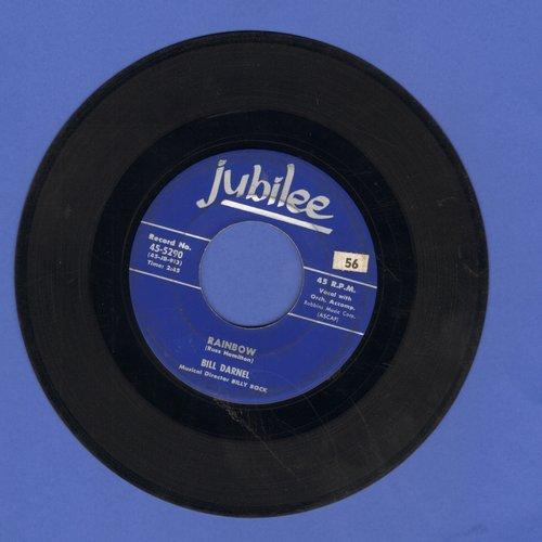 Darnel, Bill - Rainbow/Do You Care - VG7/ - 45 rpm Records