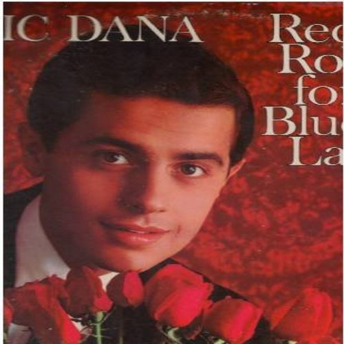 Dana, Vic - Red Roses For A Blue Lady: I'll See You In My Dreams, I'm In The Mood For Love, I'll Be Seing You, It Had To Be You (vinyl MONO LP record) - EX8/VG7 - LP Records