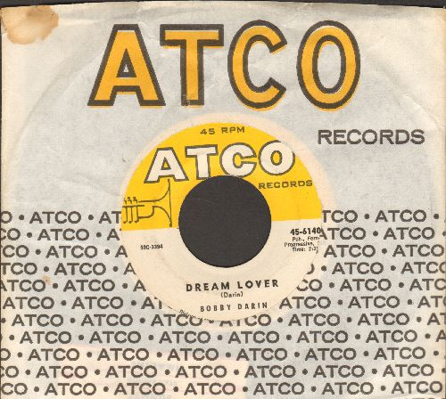 Darin, Bobby - Dream Lover/Bullmoose (with vintage Atco company sleeve) - EX8/ - 45 rpm Records